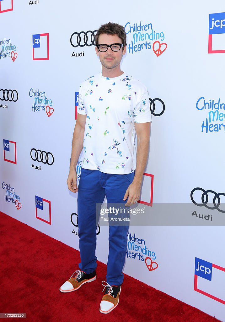 TV Personality Brad Goreski attends the 1st annual Children Mending Hearts Style Sunday on June 9, 2013 in Beverly Hills, California.
