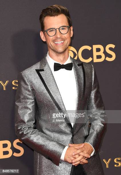 TV personality Brad Goreski attends the 69th Annual Primetime Emmy Awards at Microsoft Theater on September 17 2017 in Los Angeles California