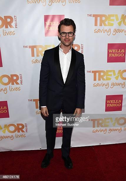TV personality Brad Goreski attends 'TrevorLIVE LA' Honoring Robert Greenblatt Yahoo and Skylar Kergil for The Trevor Project at Hollywood Palladium...