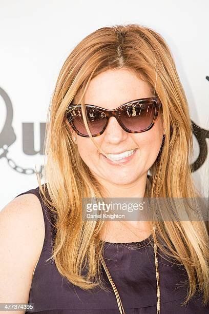 TV personality Brandi Passante arrives at the Storage Wars Season 4 Premiere Party at Now Then on March 8 2014 in Orange California