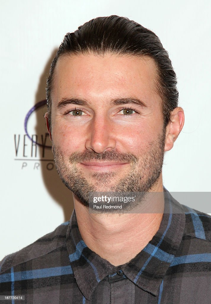 TV personality Brandon Jenner arrives at the All Sports Film Festival closing ceremony honoring Bruce Jenner at El Portal Theatre on November 11, 2013 in North Hollywood, California.