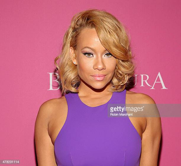 Personality Brave Williams attends OK Magazine's So Sexy NYC Event at HAUS Nightclub on May 13 2015 in New York City