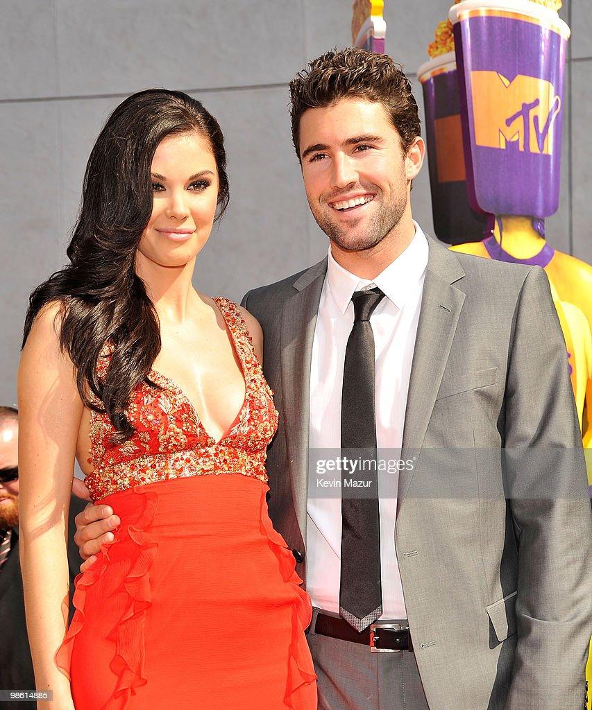 2009 MTV Movie Awards - Red Carpet : News Photo
