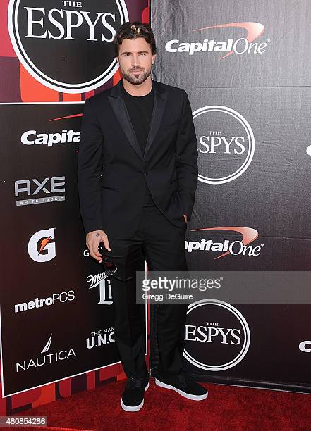 TV personality Brody Jenner arrives at The 2015 ESPYS at Microsoft Theater on July 15 2015 in Los Angeles California