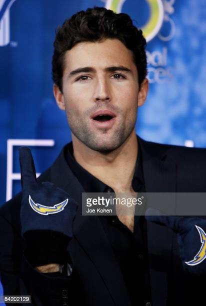 Personality Brody Jenner attends the season 4 finale of The Hills at Tavern on the Green on December 22 2008 in New York City