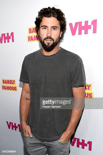 TV personality Brody Jenner attends VH1's 'Barely Famous' Season 2 Party on June 14 2016 in West Hollywood California