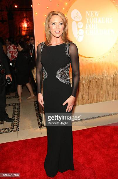 TV personality Brooke Baldwin attends 15th Annual New Yorkers For Children Gala at Cipriani 42nd Street on September 30 2014 in New York City