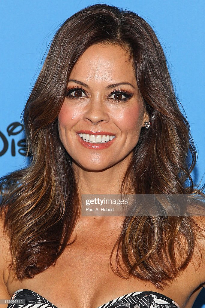 TV personality Brooke Burke Charvet attends the Disney & ABC Television Group's '2013 Summer TCA Tour' at The Beverly Hilton Hotel on August 4, 2013 in Beverly Hills, California.