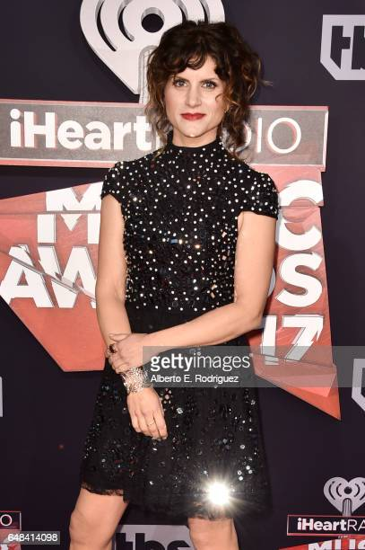 TV personality Brooke Van Poppelen attends the 2017 iHeartRadio Music Awards which broadcast live on Turner's TBS TNT and truTV at The Forum on March...
