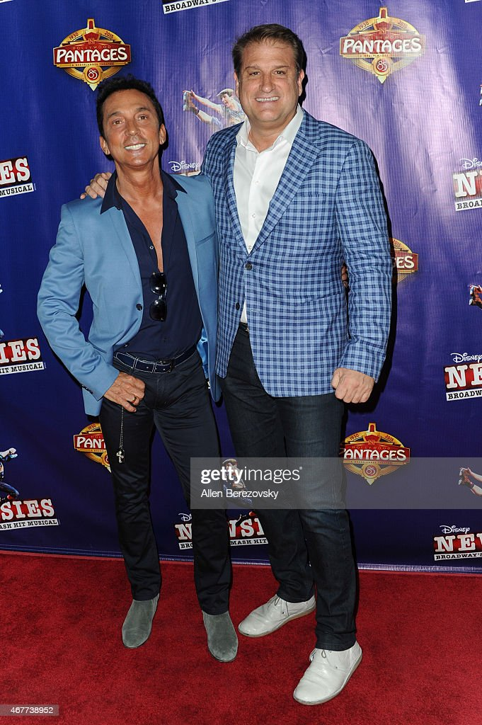 "Opening Night Of ""Newsies"" - Arrivals"