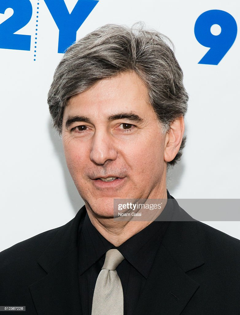 TV personality Budd Mishkin visits 92Y on February 25, 2016 in New York City.