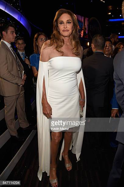 TV personality Caitlyn Jenner attends the 2016 ESPYS at Microsoft Theater on July 13 2016 in Los Angeles California