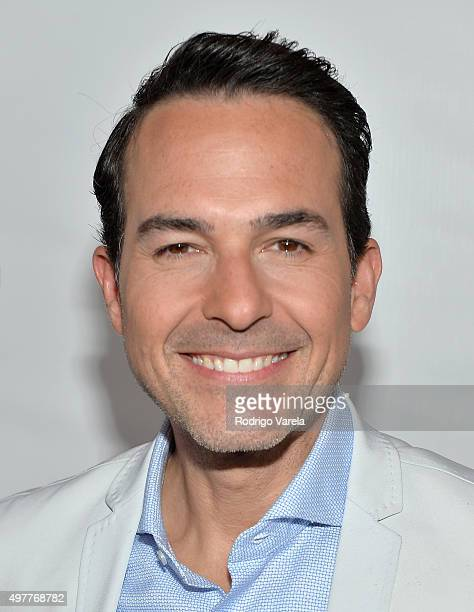 TV personality Carlos Calderon attends the 2015 Latin GRAMMY Person of the Year honoring Roberto Carlos at the Mandalay Bay Events Center on November...