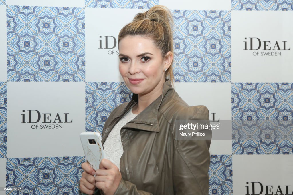 TV personality Carly Steel attends Kari Feinstein's Pre-Oscar Style Lounge at the Andaz Hotel on February 23, 2017 in Los Angeles, California.