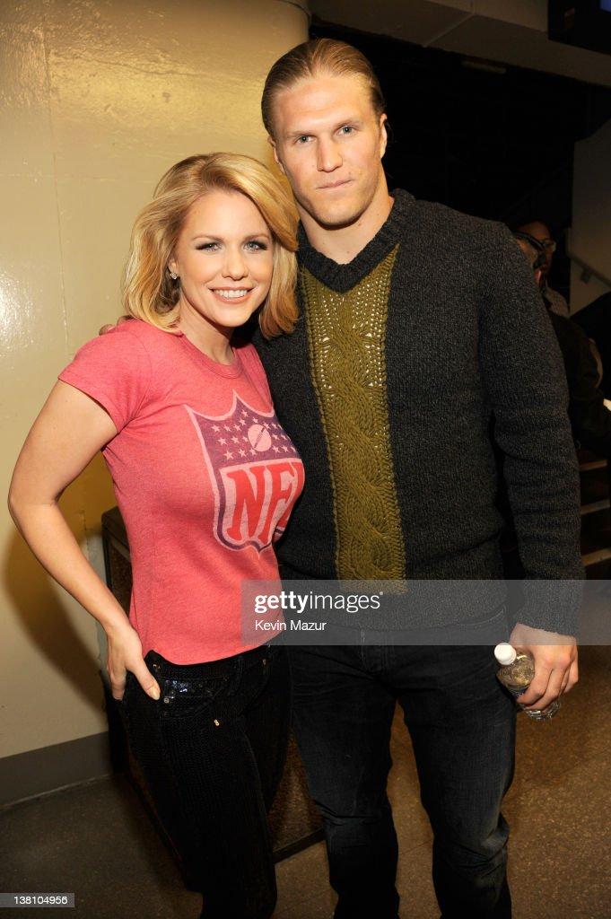 2012 VH1 Pepsi Super Bowl Fan Jam : News Photo