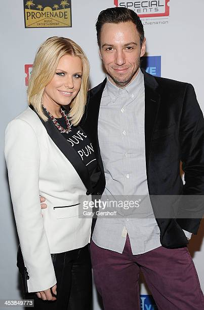 TV personality Carrie Keagan and radio personality Trey Morgan attend the 3rd Annual Rock the Schools Concert Benefiting VH1 Save The Music...