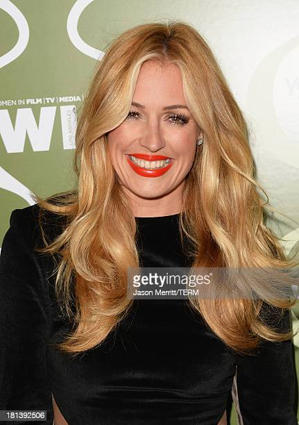 Personality Cat Deeley attends Variety Women In Film PreEmmy Event presented by Yoplait Greek at Scarpetta on September 20 2013 in Beverly Hills...