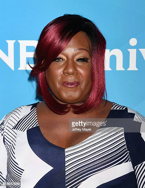 Personality Chandi Moore arrives at the 2016 Summer TCA Tour - NBCUniversal Press Tour at the Four Seasons Hotel - Westlake Village on April 1, 2016...