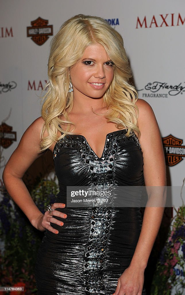 TV Personality Chanel arrives at the 11th annual Maxim Hot 100 Party with Harley-Davidson, ABSOLUT VODKA, Ed Hardy Fragrances, and ROGAINE held at Paramount Studios on May 19, 2010 in Los Angeles, California.