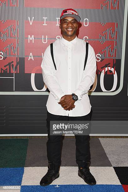 TV personality Charlamagne Tha God attends the 2015 MTV Video Music Awards at Microsoft Theater on August 30 2015 in Los Angeles California