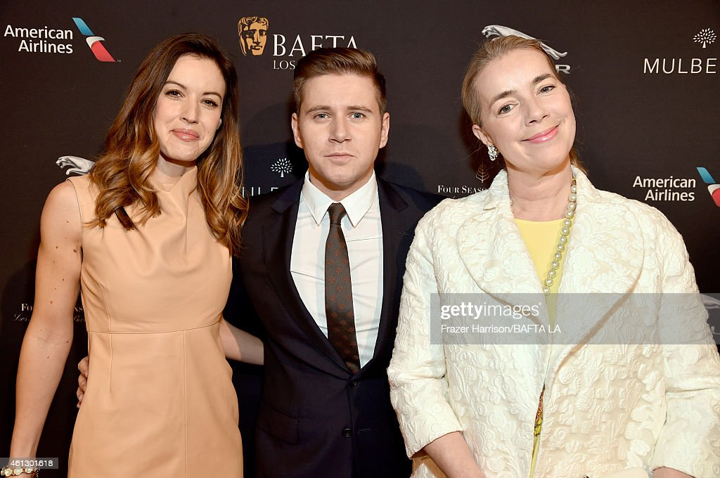 BAFTA Los Angeles Tea Party - Red Carpet : News Photo