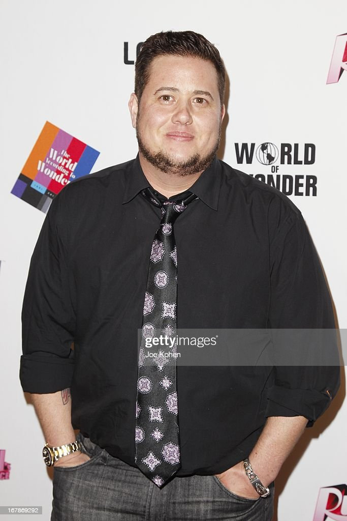 TV personality Chaz Bono attned 'RuPaul's Drag Race' Season 5 Finale, Reunion & Coronation Taping on May 1, 2013 in North Hollywood, California.