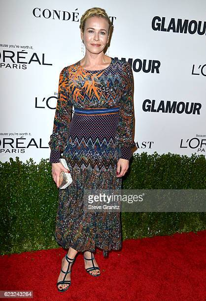 TV personality Chelsea Handler attends Glamour Women Of The Year 2016 at NeueHouse Hollywood on November 14 2016 in Los Angeles California