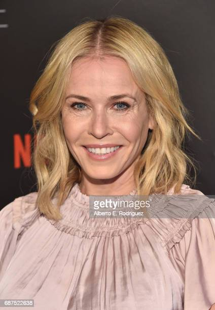 Personality Chelsea Handler attends the Netflix Comedy Panel For Your Consideration Event at Netflix FYSee Space on May 23 2017 in Beverly Hills...