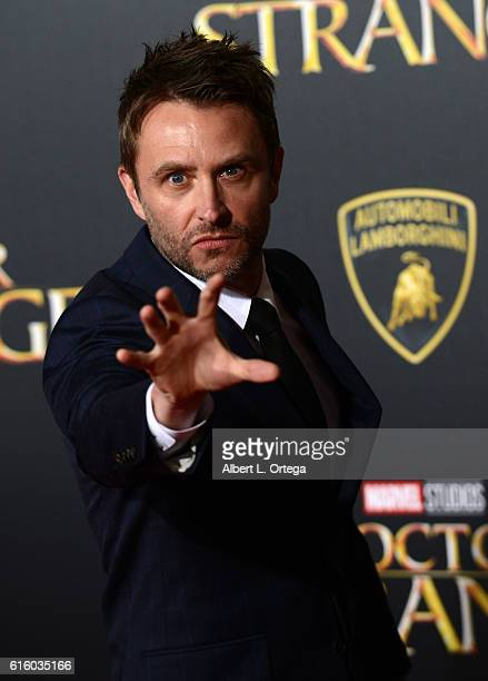 TV personality Chris Hardwick arrives for the Premiere Of Disney And Marvel Studios' Doctor Strange held at the El Capitan Theatre on October 20 2016...