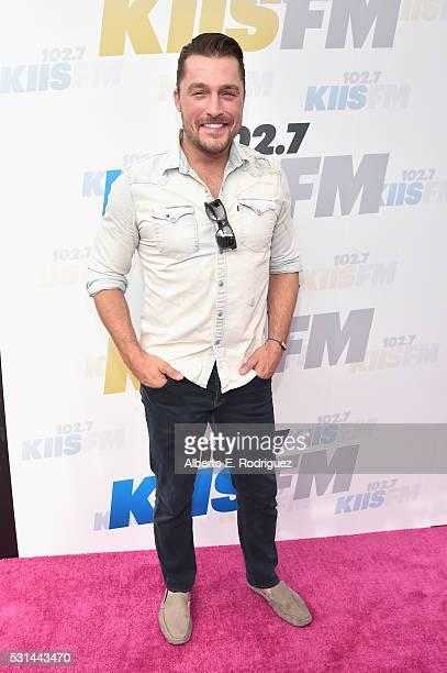 TV personality Chris Soules attends KIIS FM's Wango Tango 2016 at StubHub Center on May 14 2016 in Carson California