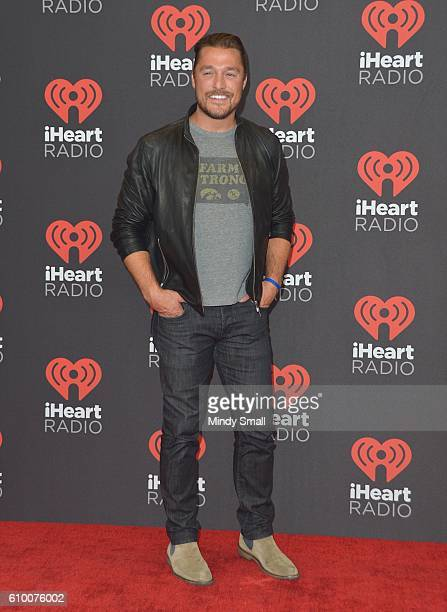 TV personality Chris Soules attends the 2016 iHeartRadio Music Festival at TMobile Arena on September 23 2016 in Las Vegas Nevada