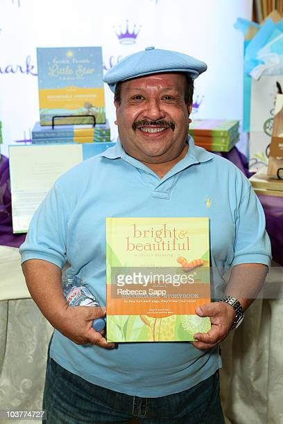 Personality Chuy Bravo attends the HBO Luxury Lounge in honor of the 62nd Primetime Emmy Awards held at The Four Seasons Hotel on August 28, 2010 in...