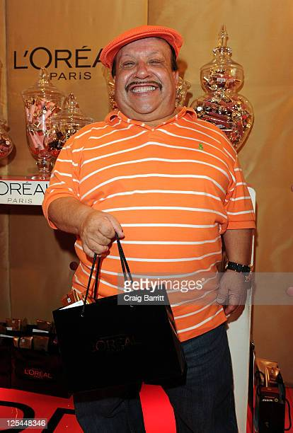 Personality Chuy Bravo attends the HBO Luxury Lounge in honor of the 63rd Primetime Emmy Awards held at The Four Seasons Hotel on September 17, 2011...