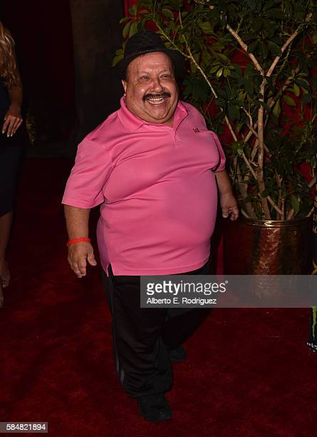 Personality Chuy Bravo attends the Maxim Hot 100 Party at the Hollywood Palladium on July 30, 2016 in Los Angeles, California.