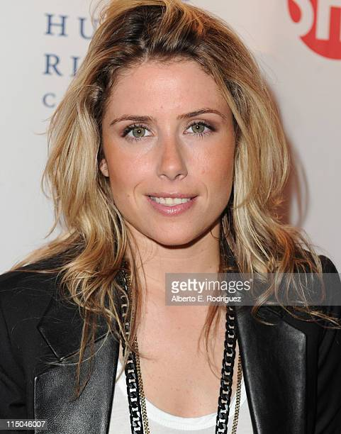 TV personality Claire Moseley arrives to the premiere of Showtime's 'The Real L Word' on June 1 2011 in West Hollywood California