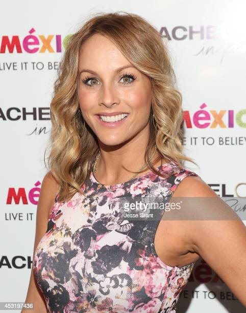 TV personality Clare Crawley attends ABC's Bachelor In Paradise Premiere Party held at Mixology101 Planet Dailies on August 4 2014 in Los Angeles...