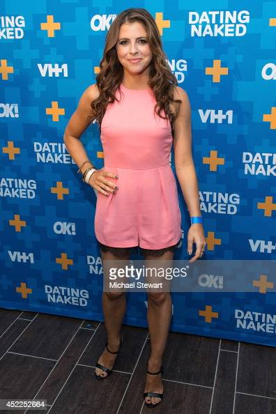 Tv Personality Clare Galterio Attends The Dating Naked Series Nachrichtenfoto -8905
