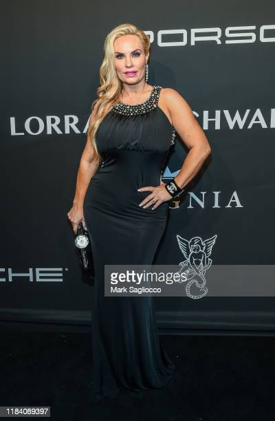 Personality Coco Austin attends the Angel Ball 2019 at Cipriani Wall Street on October 28, 2019 in New York City.