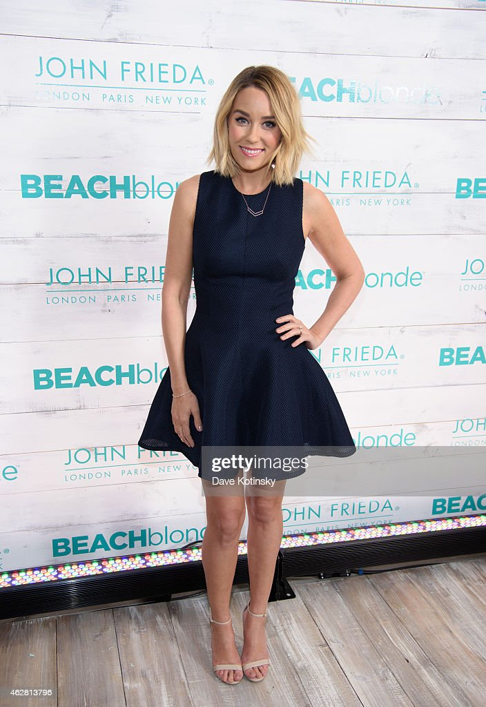 John Frieda Hair Care Beach Blonde Collection Party