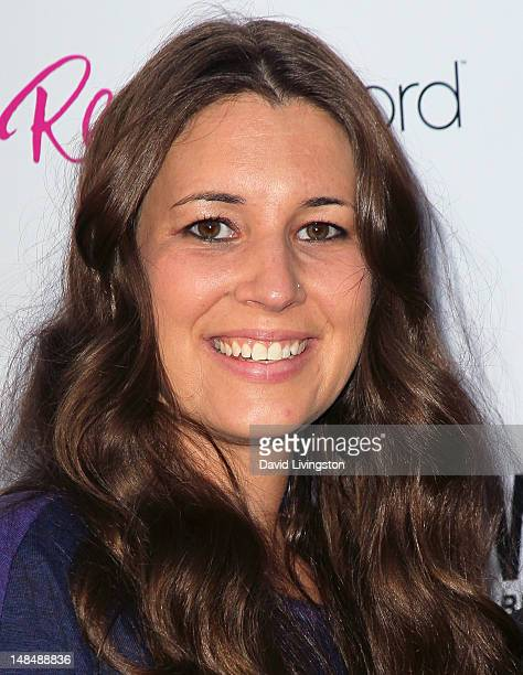 TV personality Cori Boccumini attends the premiere of Showtime's 'The Real L World' Season 3 at Revolver on July 17 2012 in West Hollywood California