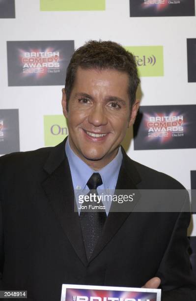 TV personality Dale Winton attends the Comedy Awards at LWT headquarters in London on December 14 2002 The awards were hosted by Jonathan Ross