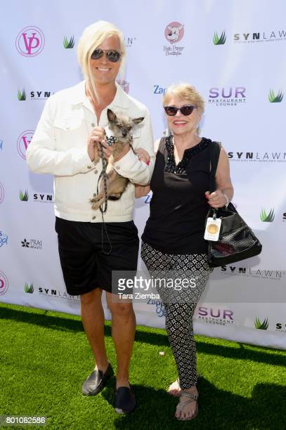 TV personality Daniel DiCriscio attends 2nd Annual World Dog Day at Vanderpump Dogs on June 25 2017 in Los Angeles California