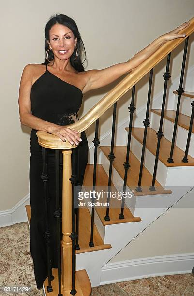 TV personality Danielle Staub attends her housewarming party on January 14 2017 in Edgewater New Jersey