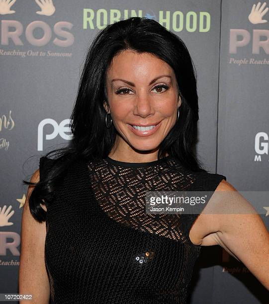 TV personality Danielle Staub attends Tear Up the Pierre at The Pierre Hotel on November 29 2010 in New York City