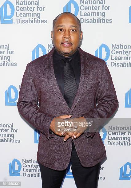 TV personality Daymond John attends the 39th Annual NCLD Benefit Dinner at Mandarin Oriental Hotel on March 9 2016 in New York City