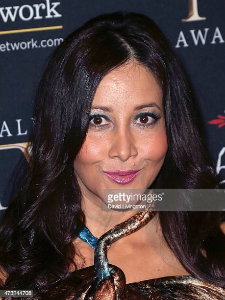 TV personality Deana Molle' attends the 3rd Annual Reality TV Awards at Avalon on May 13 2015 in Hollywood California