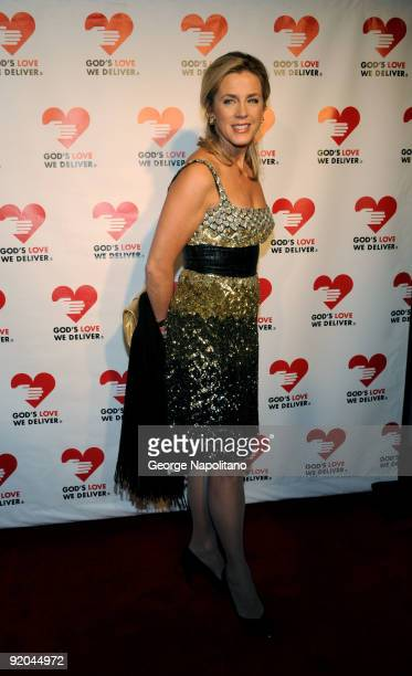 TV personality Deborah Norville attends the 2009 Golden Heart awards at the IAC Building on October 19 2009 in New York City