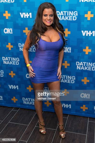 TV personality Kelly Bensimon attends the Dating Naked