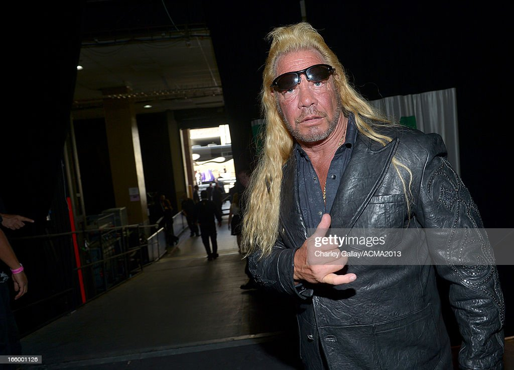 48th Annual Academy Of Country Music Awards - Backstage And Audience : News Photo