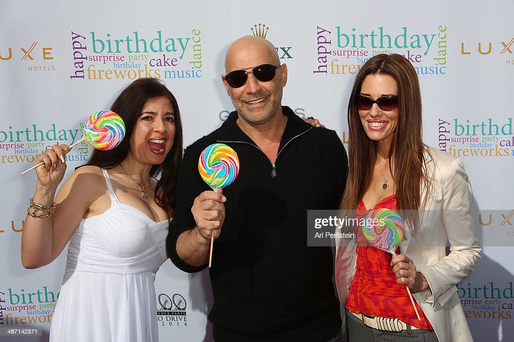 BH100 Centennial Block Party On Rodeo Drive : News Photo